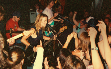 Sheryl Crow at Dublin Pub 2003