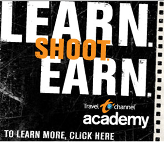 Travel Channel Academy