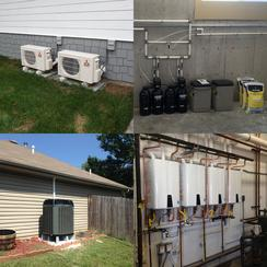 Air & Water Solutions Installation Gallery