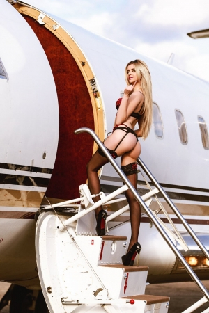 baner escort girl