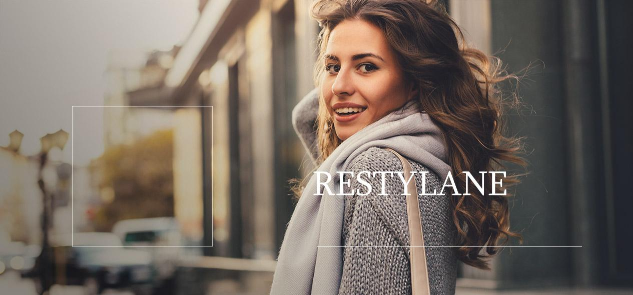 Find information about the dermal filler Restylane down below!
