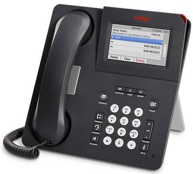 Avaya 9621G Color Screen IP Phone Set