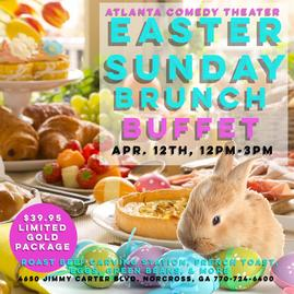 easter brunch buffet atlanta comedy punchline comedy laughing skull uptown comedy
