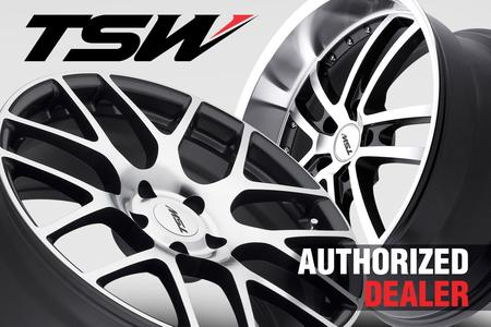TSW wheels and tires Ohio - Canton Ohio custom rims