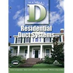 Residential HVAC Manual D Duct Design Service