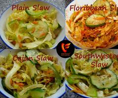 Many Flavors of Cole Slaw-Chef of the Future-Your Source for Quality Seasoning Rubs