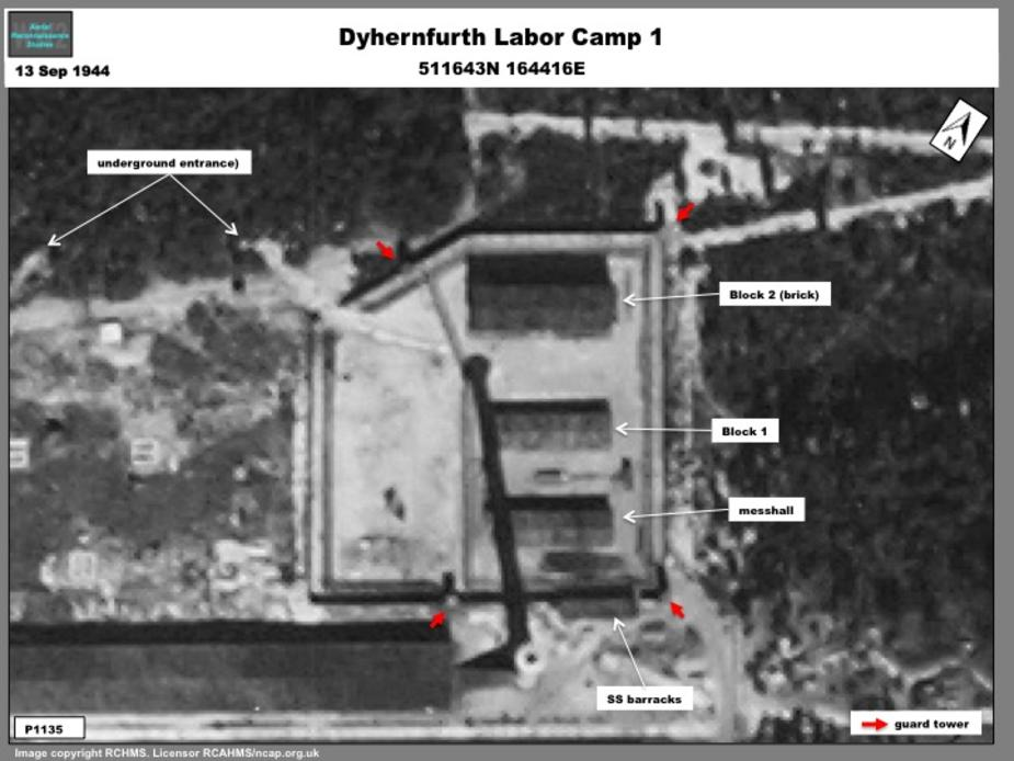 the dyhernfurth chemical weapons plant