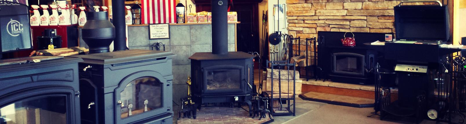 Buck Stove Spa In Springfield Home