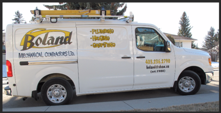 Boland Mechanical Contractors Ltd In Calgary Ab