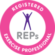 Member of the Register of Exercise Professionals