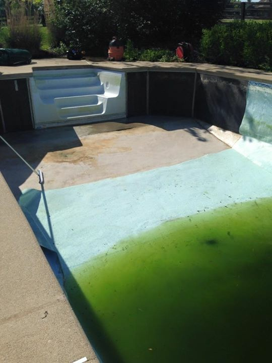 vinyl lined inground pools vinyl liner replacements swimming pool contractors backyard fun