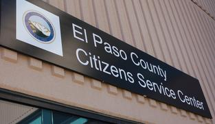 El Paso County Citizens Service Center