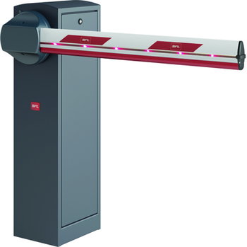 Automatic Barrier Gate.Maxima