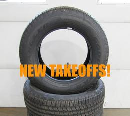 SET OF NEW TAKEOFFS GOODYEAR EAGLE LS2 275/55R20