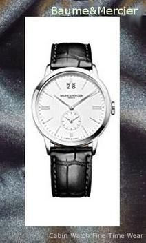 Baume & Mercier Mens 10218,mvmt watches men