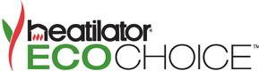 Heatilator Eco Choice logo