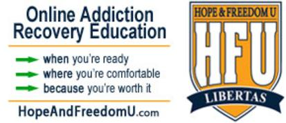 Hope & Freedom From Addiction