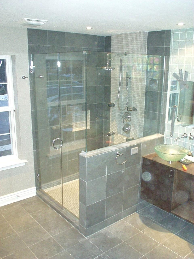 Frameless Shower Doors By New Vision For Any Bathroom Design