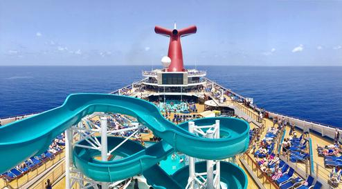 free birthday cruise on Carnival Cruise lines