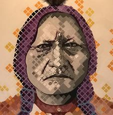 Portrait of Sitting Bull