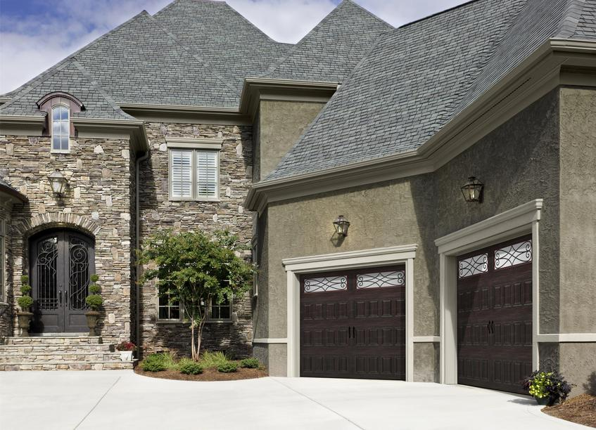 New Garage Door Gallery