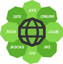 domain name extensions tlds
