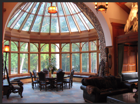 Conservatory Pool House - Renaissance Conservatories