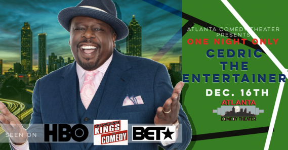 cedric the entertainer atlanta comedy uptown comedy punchline comedy