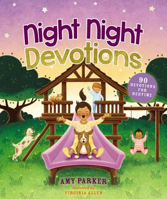 Night Night Devotions by Amy Parker