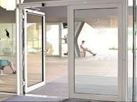 electric swing door