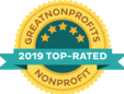 We're a Top Rated Non-Profit