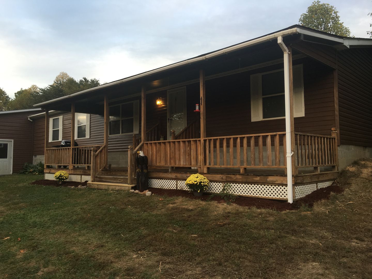 Eagles Landing - Hocking Hills Vacation Cabins and Hocking