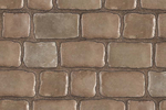 Unilock Concrete Paver in Courtstone Color Pebble Taupe