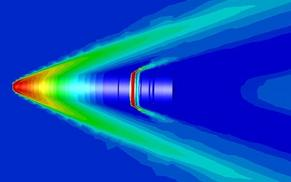 CFD projectile drag coefficient - Jimmy Lea P/L