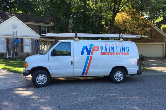 House Painting Commerce Michigan