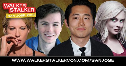 Advertisement - Walker Stalker Con 2018