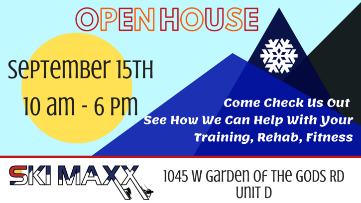 Ski Maxx Open House