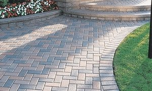 Non-Tumbled Pavers - Smooth Pavers - Flat Pavers - Landscape