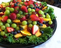 Fruit Tray - Red Bird Cafe