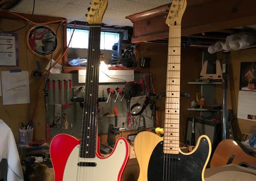 Guitar Repair In Syracuse