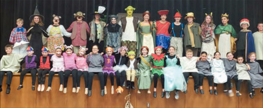 The Theatre Guild of Hampden Presents Shrek the Musical