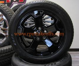 "2019 Jeep Grand Cherokee 20"" wheels tires"