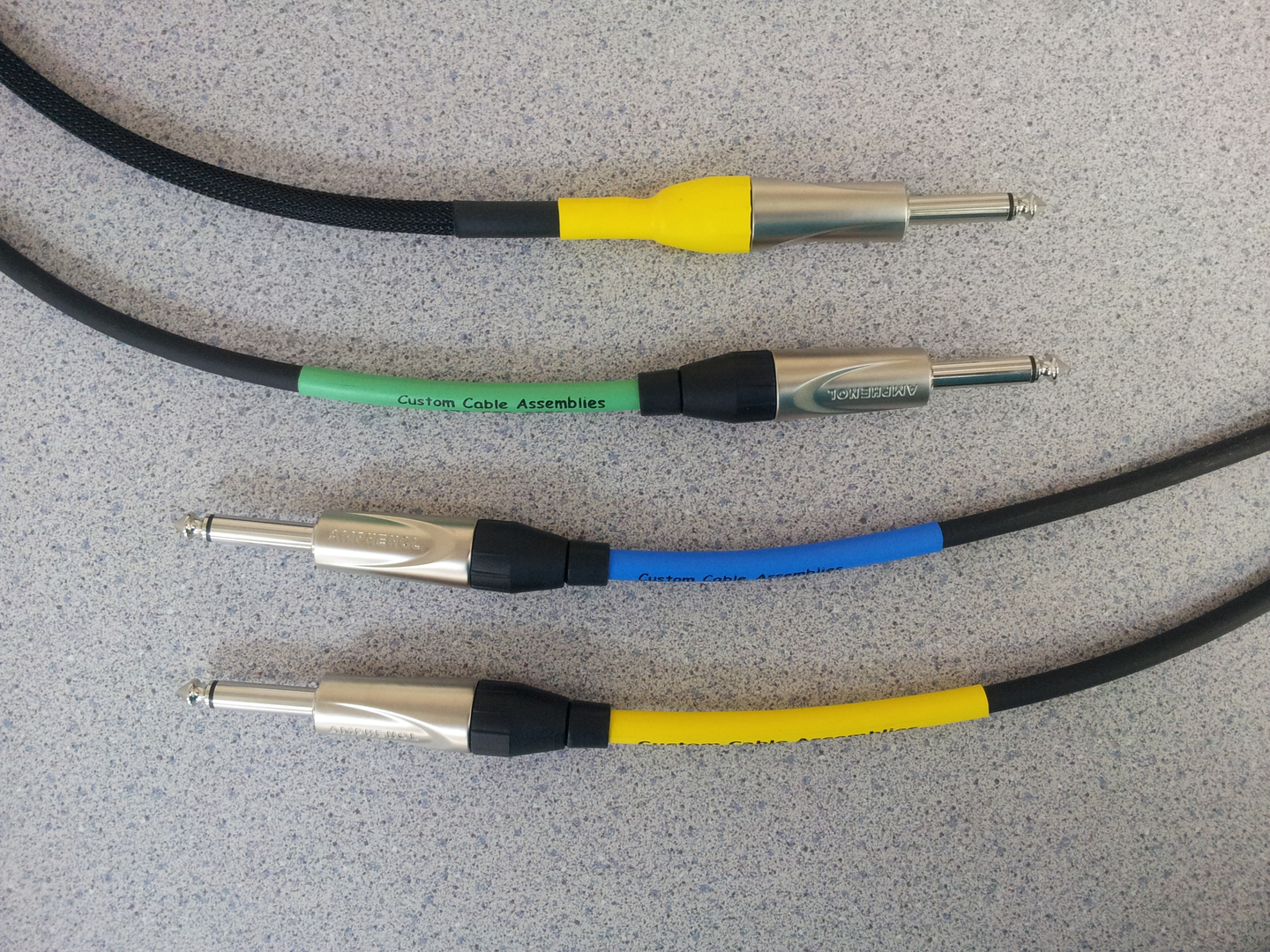 Products and Services -Standard High Frequency Custom, Custom Cable ...