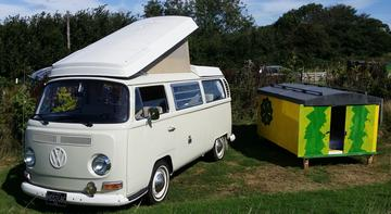 Campervan holidays Isle of Wight