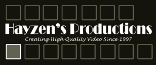 Hayzen's Productions is Commercial Wedding Corporate Video Production in Greensboro NC