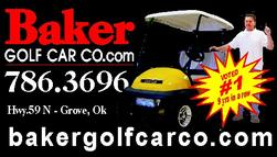 baker golf car co