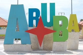 Ann and Family Head to Aruba