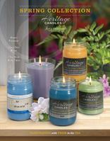 Heritage Candles Spring Collection Candles Fundraiser