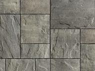 Unilock Concrete Flagstone Paver Westport in New York Blend Color