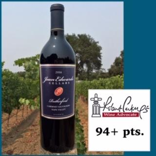 Robert Park 94 points - 2016 Rutherford Cabernet